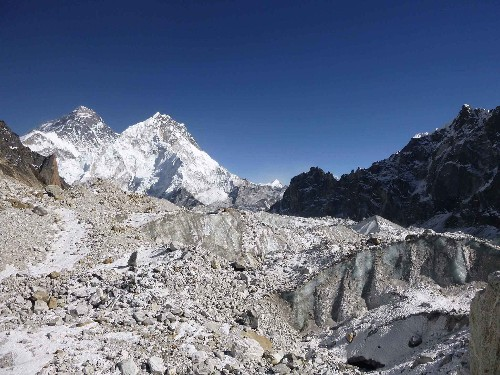 Himalayan glaciers melting at alarming rate, spy satellites show