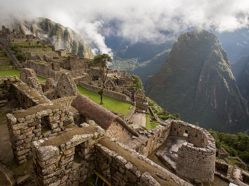 World Heritage Site Pictures: Machu Picchu