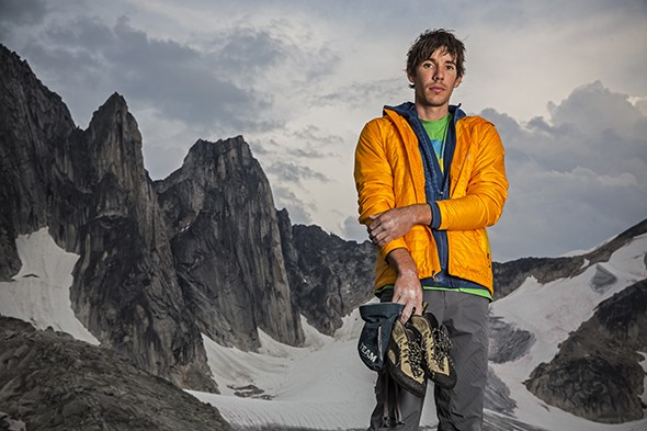 A Climbing Phenom's Life in (Mostly) His Own Words