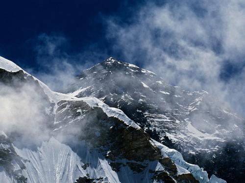 Climbing Everest Photo Gallery