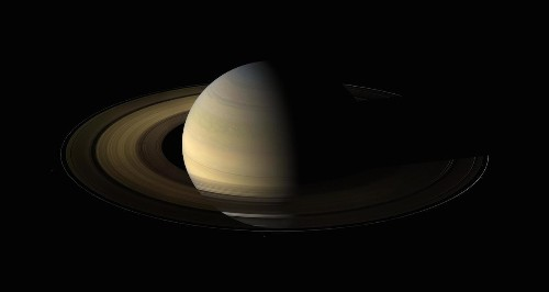In Saturn's Rings, a Portal to the Planet's Interior