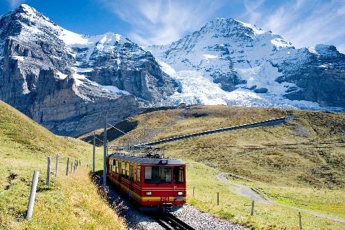Switzerland's Grand Tour: Train Travel Itinerary