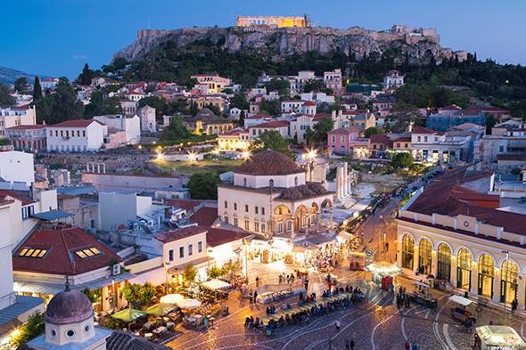 Dimitris's Athens