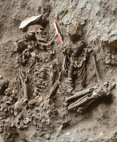 Mysterious Pair Buried With Flowers—Oldest Example Yet