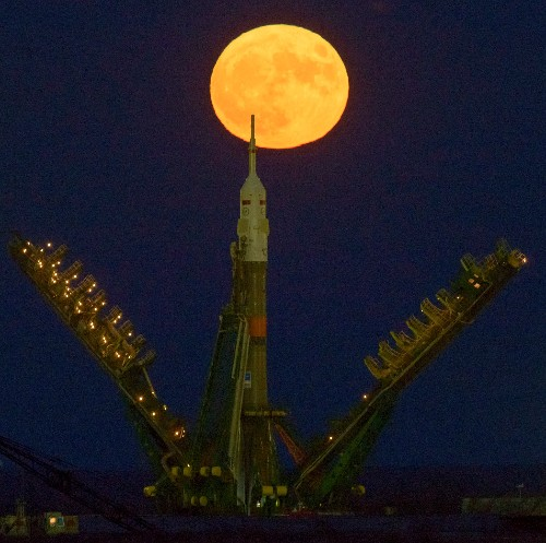 11 Striking Pictures of This Week's Supermoon