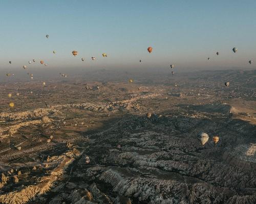 Ten ways to time travel in Turkey