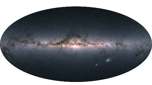 How 1.7 Billion Stars Were Mapped With Dazzling 3-D Precision