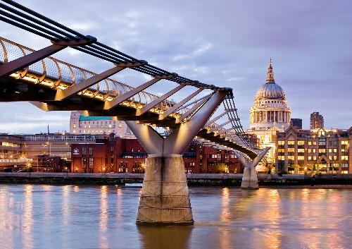 Pat's London