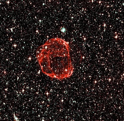 A Tale of Four Supernovas