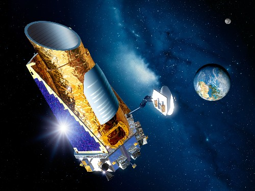 "Kepler Spacecraft Disabled; ""Exciting Discoveries"" Still to Come"