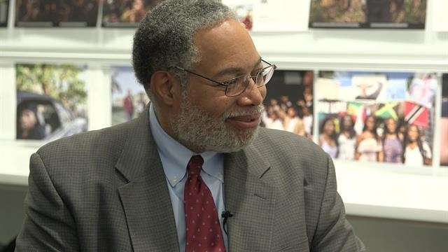 Susan Goldberg Interview with Lonnie Bunch