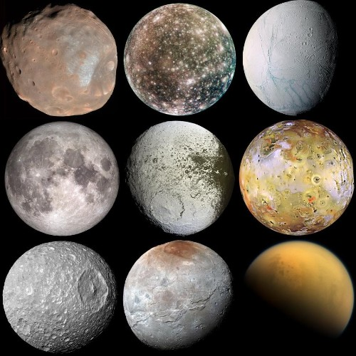 Explore the mind-boggling moons of our solar system