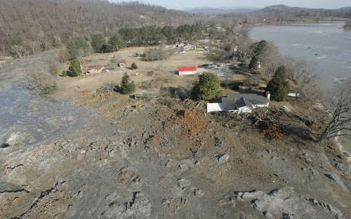 EPA Decides That Coal Ash, Which Pervades Our Homes, Is Non-Hazardous