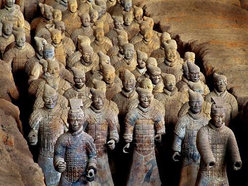 Emperor Qin's Tomb