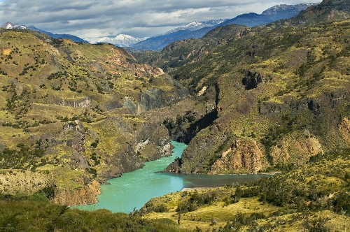 Chile Scraps Huge Patagonia Dam Project After Years of Controversy