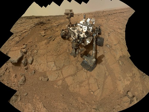 Amazing Pictures From 20 Years Of Nonstop Robots On Mars