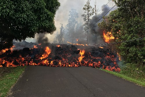 What's the Difference Between Magma and Lava?