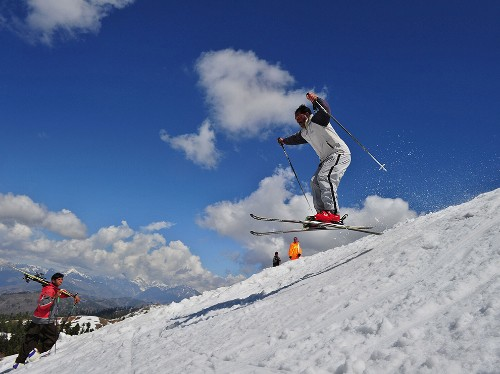 World's 15 Most Unexpected Ski Areas