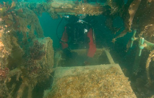 Arctic shipwreck 'frozen in time' astounds archaeologists