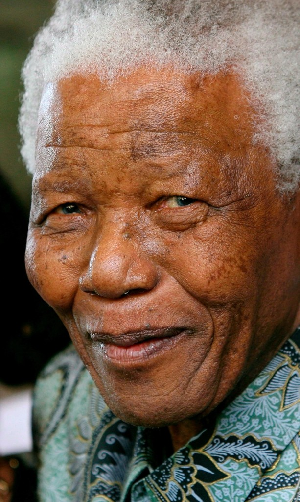 Nelson Mandela's Life and Times in Photographs