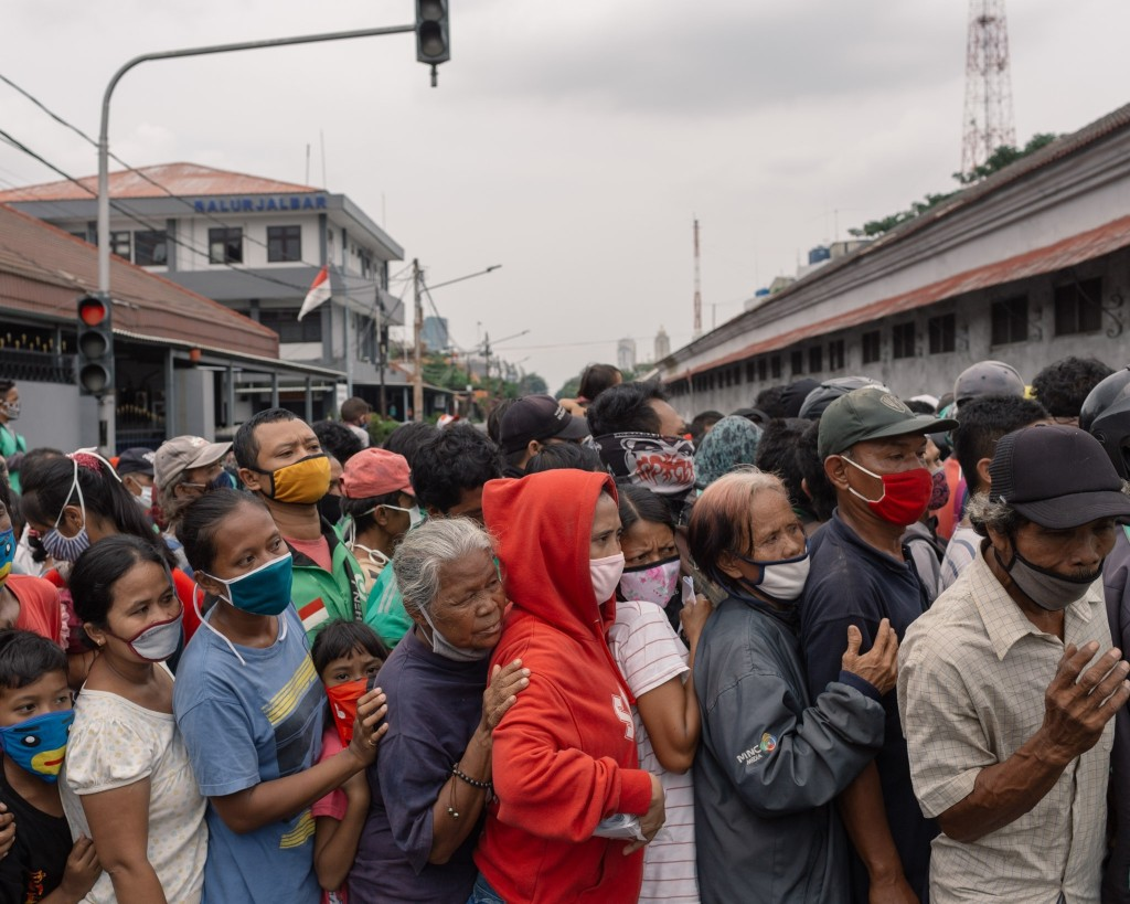 "Jakarta: ""Our government kept telling us we don't have it, we don't have it here."""