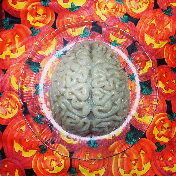 Halloween Frights: Brains, Tongue and Other Terrifying Foods