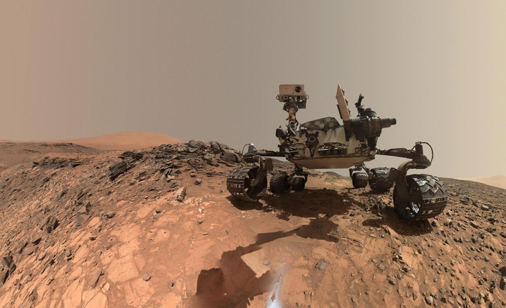 Mysterious oxygen spike seen on Mars puzzles scientists