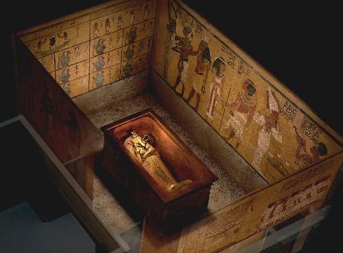 Inspection of King Tut's Tomb Reveals Hints of Hidden Chambers