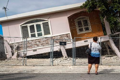 Why so many earthquakes are rocking Puerto Rico