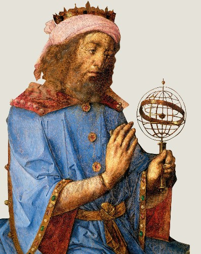 Copernicus's revolutionary ideas reorganized the heavens