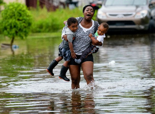 New Orleans braces for major flooding from Tropical Storm Barry