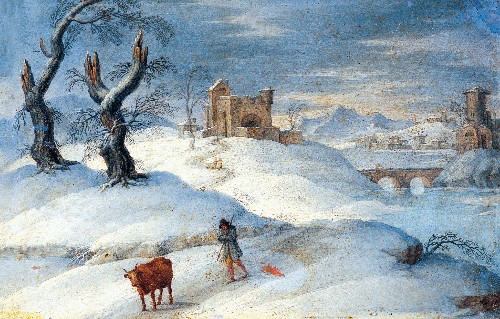 Winter Is Coming: Europe's Deep Freeze of 1709