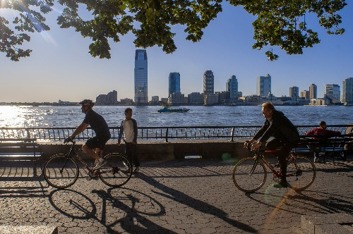 Biking is the best way to see a city—and it's good for the planet
