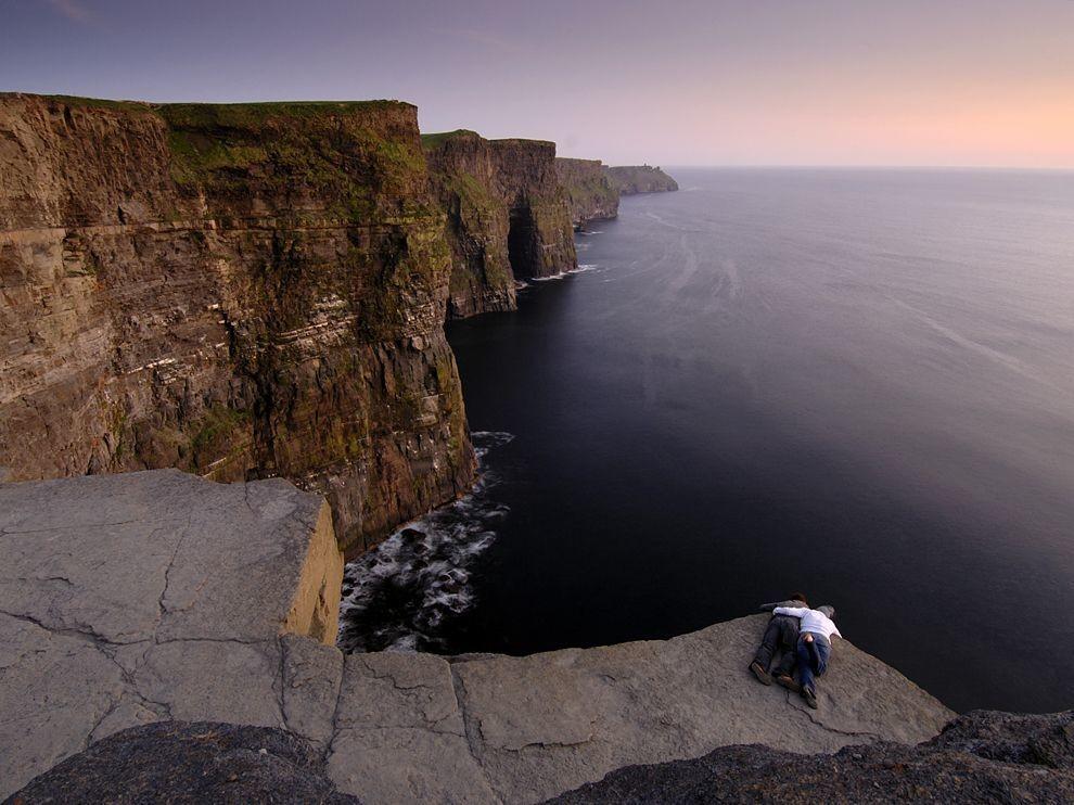 Scotland / Ireland - Magazine cover