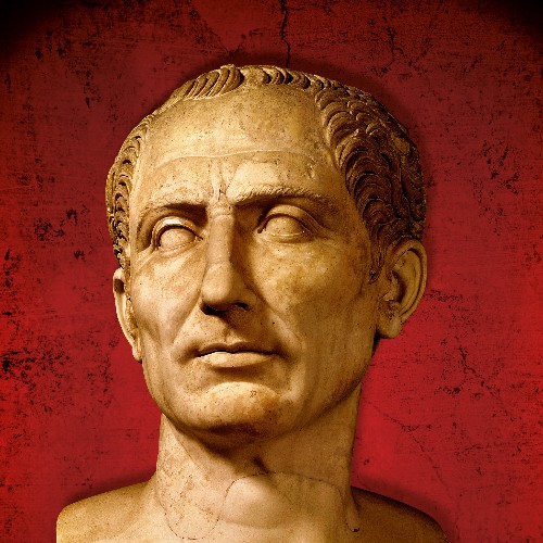 How Julius Caesar Started a Big War by Crossing a Small Stream
