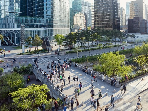 How Urban Parks Are Bringing Nature Close to Home