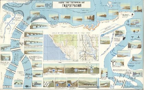 Secret Soviet Posters Demystify Map Symbols