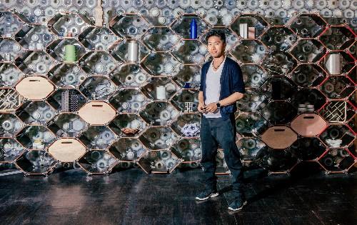 This Machine Transforms Waste Into Walls
