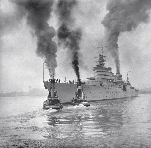 Wreckage of WWII-Era Warship U.S.S. Indianapolis Found After 72 Years