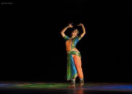 Chithrangana Photo by Vishnu Haridas — National Geographic Your Shot