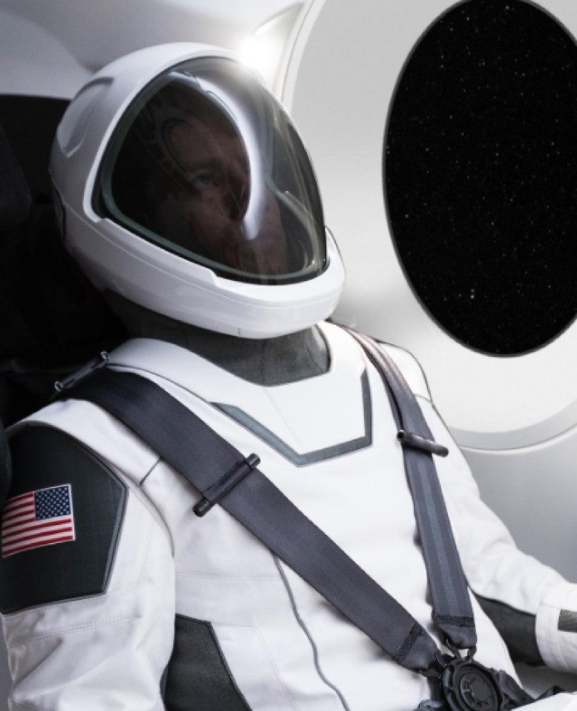 A First Look at the Spacesuits of the Future