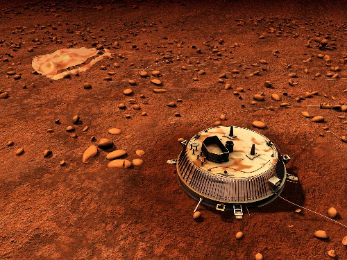 Dear Huygens: When you landed on an alien moon, you changed my life