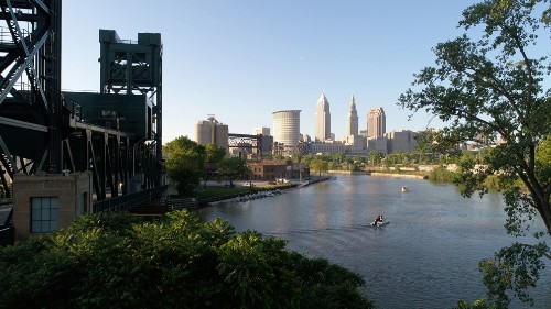 The Cuyahoga River caught fire 50 years ago. It inspired a movement.