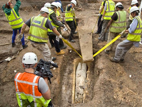 Two for the Road: Second Coffin Found With Richard III
