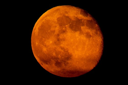 How to See the Hunter's Supermoon
