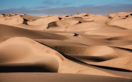the desert, my love Photo by A. Kadar — National Geographic Your Shot