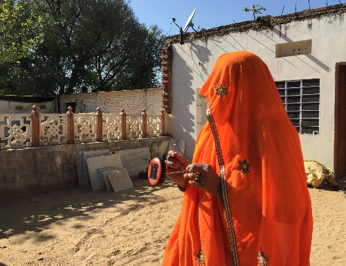 How One Woman Helped Light Rural India With Solar Lamps