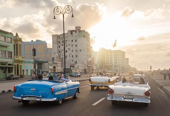 Just Back: Havana, Cuba