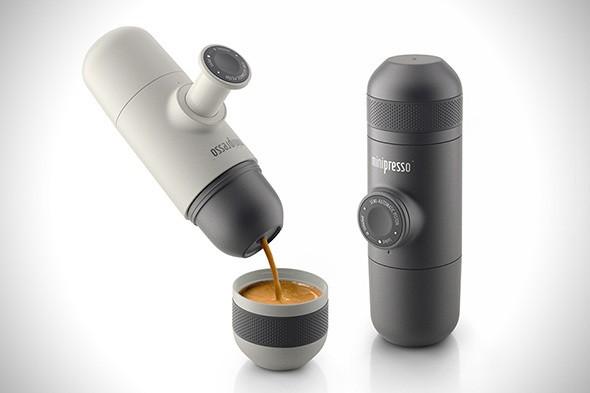 Minipresso Portable Espresso Maker