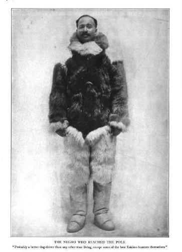 The Legacy of Arctic Explorer Matthew Henson